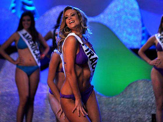 Karla Mandro, Miss São Paulo 2010