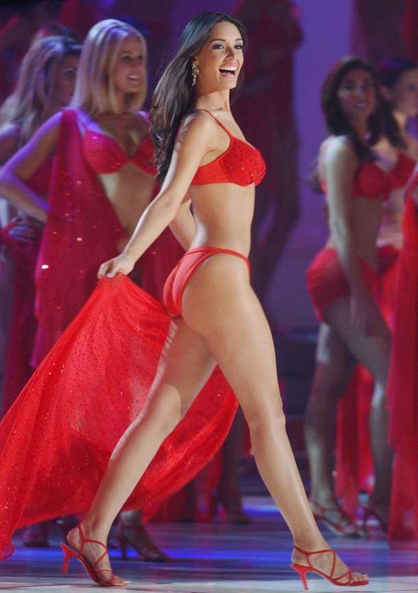 Miss Universo 2003 - Amelia Vega