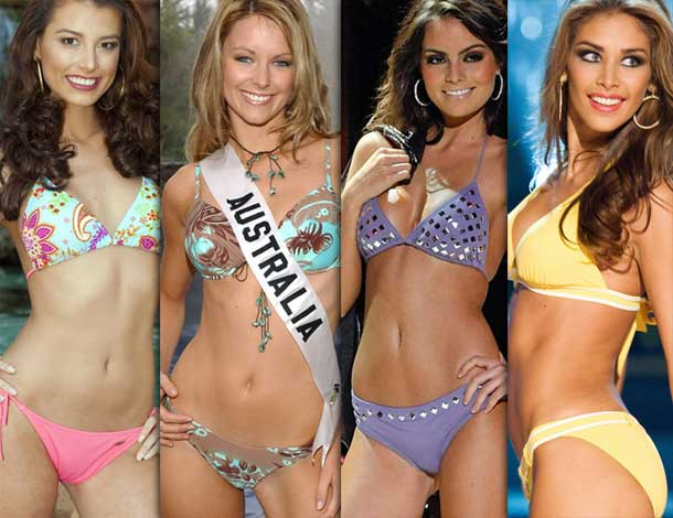Miss Universo: Vencedoras
