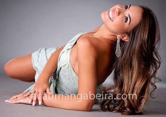 Carolina Toledo - Miss Teenager Brasil