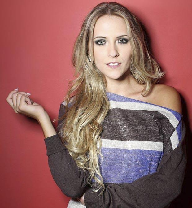 Nathaly Goolkate - Miss Paraná 2014