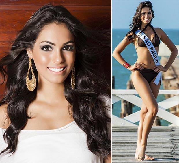 Fotos da Miss São Paulo Fernanda Leme