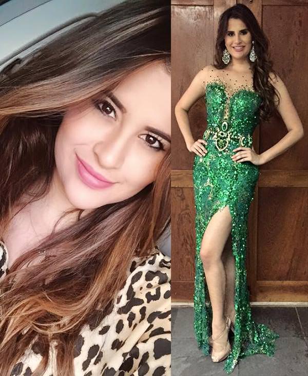 Carolinne Ribas - Miss Pará 2015