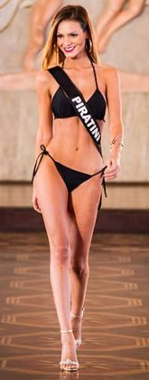 Miss Piratini 2016 - Francielle Reis