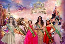 Brasileiras disputam concurso de beleza na Disneylândia-Paris