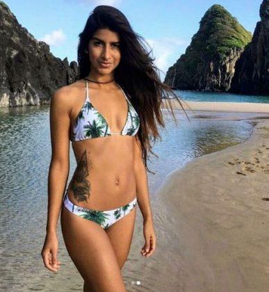 Miss Fernando de Noronha - Palloma Oliveira