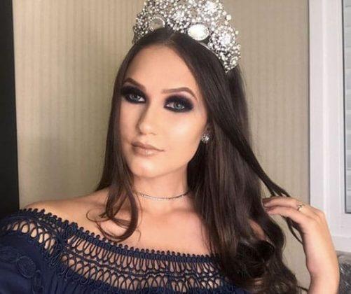 Miss Paranaíta - Thiffani Gracino