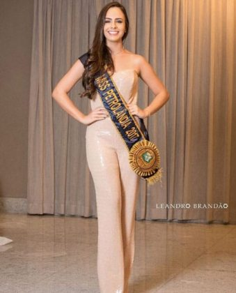 Miss Petrolândia - Andreza Lima