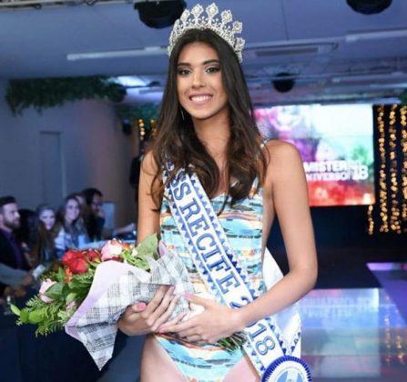 Miss Recife 2018 - Ariely Luna
