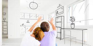 Comprar uma casa nova ou restaurar